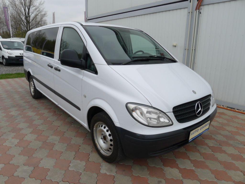Mercedes-Benz Vito 111 CDI XL 8Míst+2xKlima Akce!!! - 1