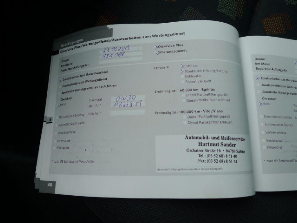 Mercedes-Benz Vito 111 CDI XL 8Míst+2xKlima Akce!!! - 19