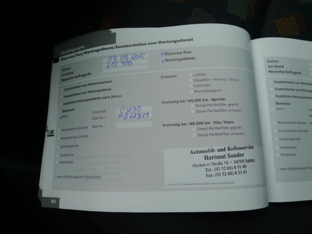 Mercedes-Benz Vito 111 CDI XL 8Míst+2xKlima Akce!!! - 21