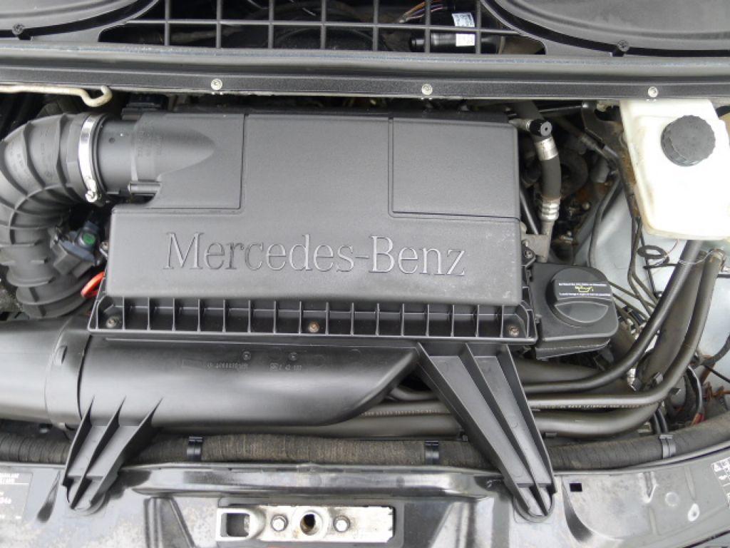 Mercedes-Benz Vito 111 CDI XL 8Míst+2xKlima Akce!!! - 23
