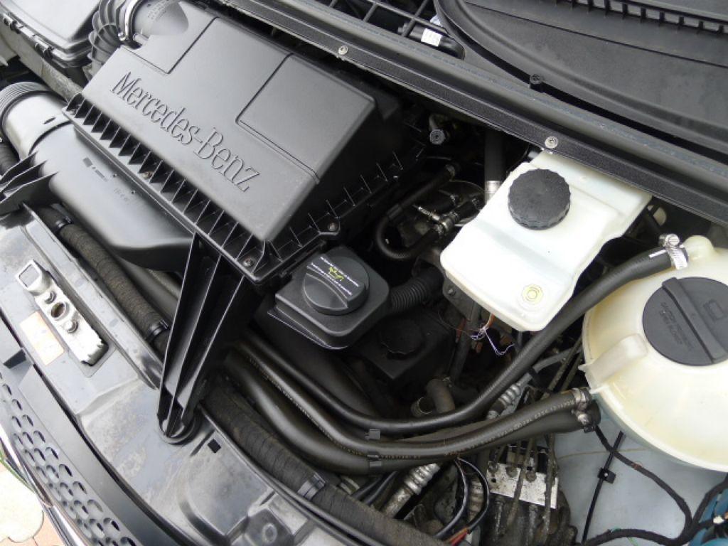 Mercedes-Benz Vito 111 CDI XL 8Míst+2xKlima Akce!!! - 24