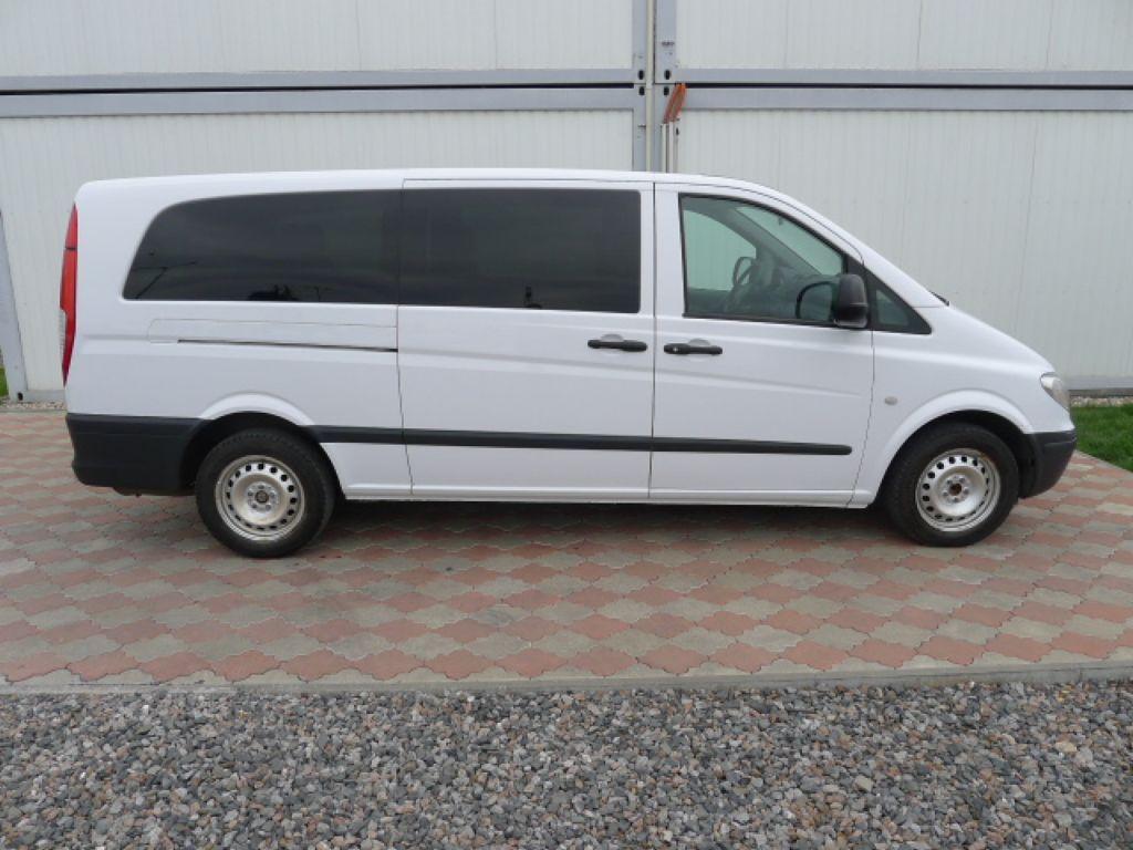 Mercedes-Benz Vito 111 CDI XL 8Míst+2xKlima Akce!!! - 2