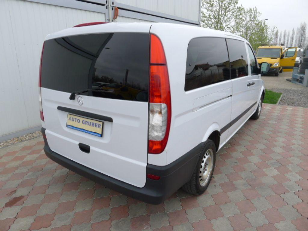 Mercedes-Benz Vito 111 CDI XL 8Míst+2xKlima Akce!!! - 3