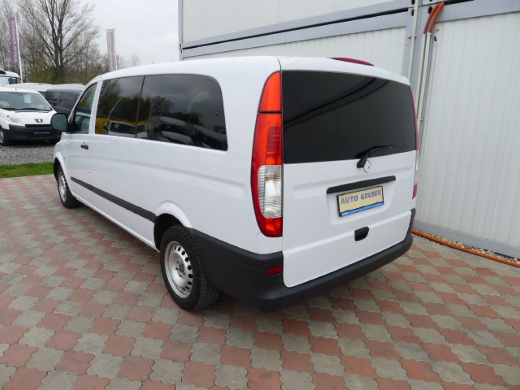 Mercedes-Benz Vito 111 CDI XL 8Míst+2xKlima Akce!!! - 4