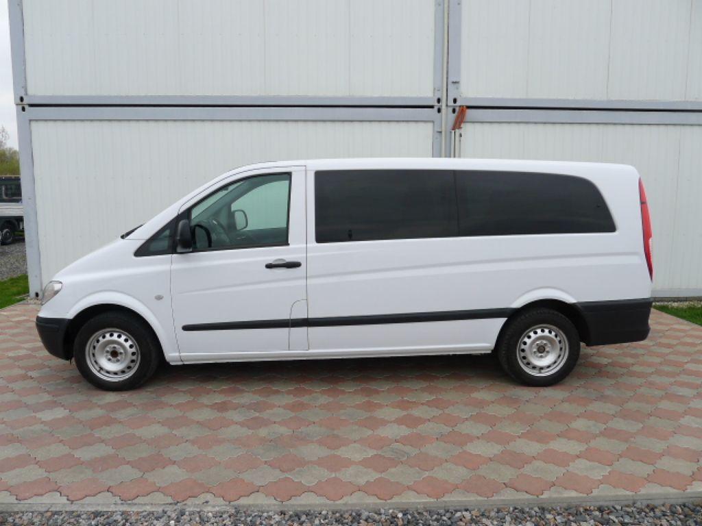Mercedes-Benz Vito 111 CDI XL 8Míst+2xKlima Akce!!! - 5