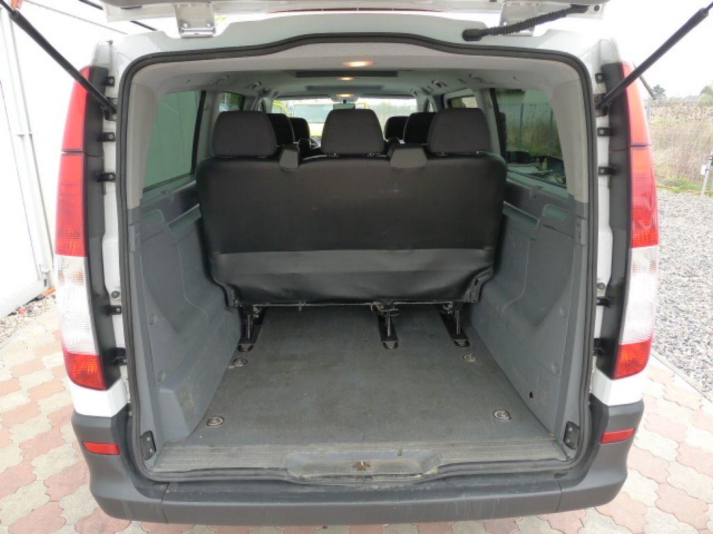 Mercedes-Benz Vito 111 CDI XL 8Míst+2xKlima Akce!!! - 6