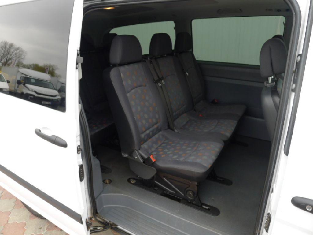 Mercedes-Benz Vito 111 CDI XL 8Míst+2xKlima Akce!!! - 7