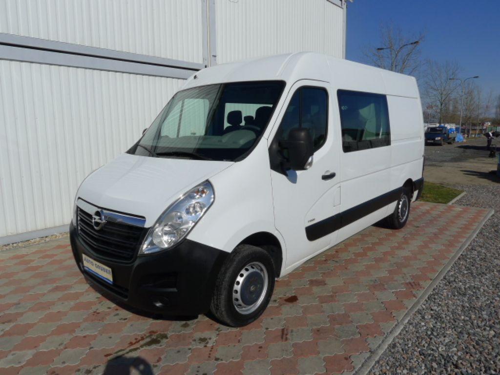 Renault Master 2,3 CDTI L2H2 7Míst + Klima