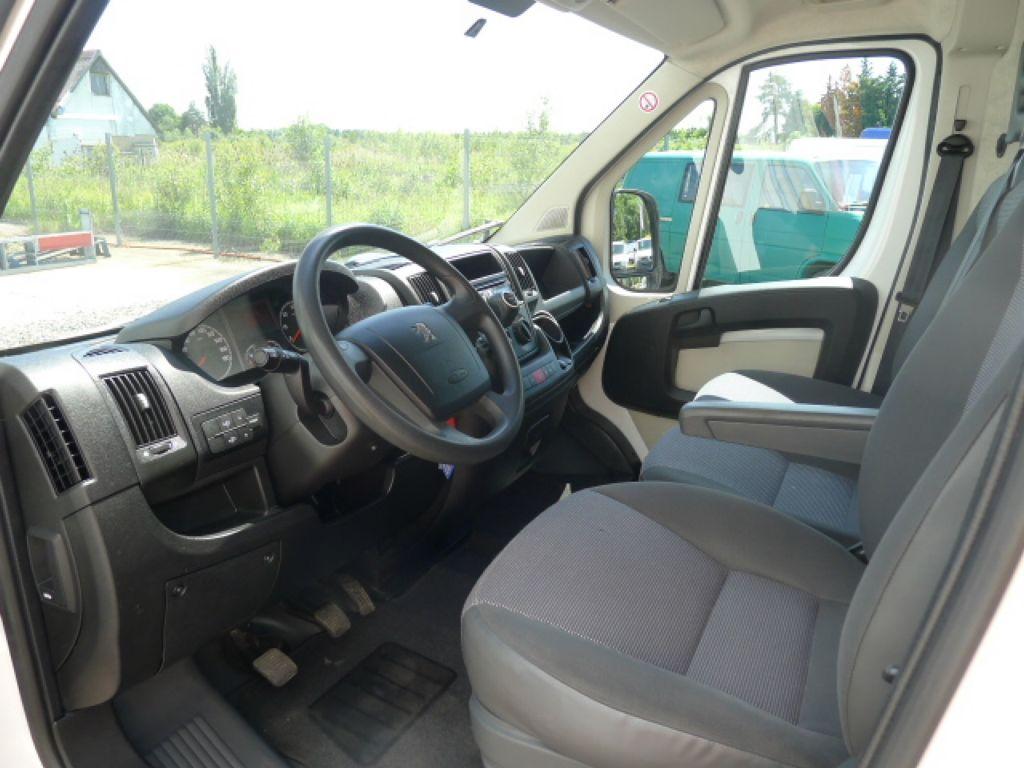Peugeot Boxer 2,2 HDI Maxi L3H2 Akce!!! - 8