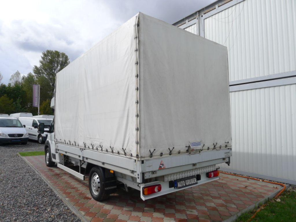Peugeot Boxer 3,0 HDI Valník+Spaní+Klima+Webasto - 2