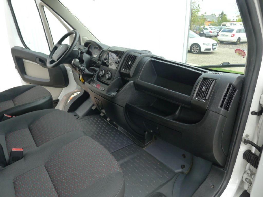 Peugeot Boxer 3,0 HDI Valník+Spaní+Klima+Webasto - 8