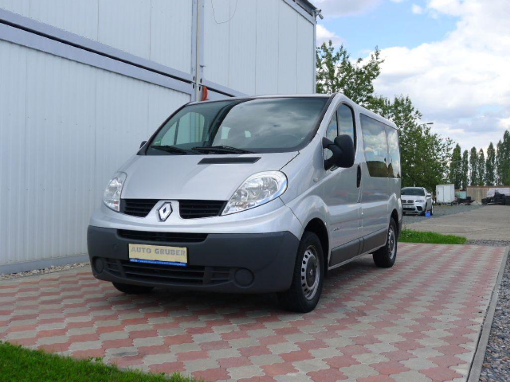 Renault Trafic 2,0 DCI 9míst+Klima 115 PS