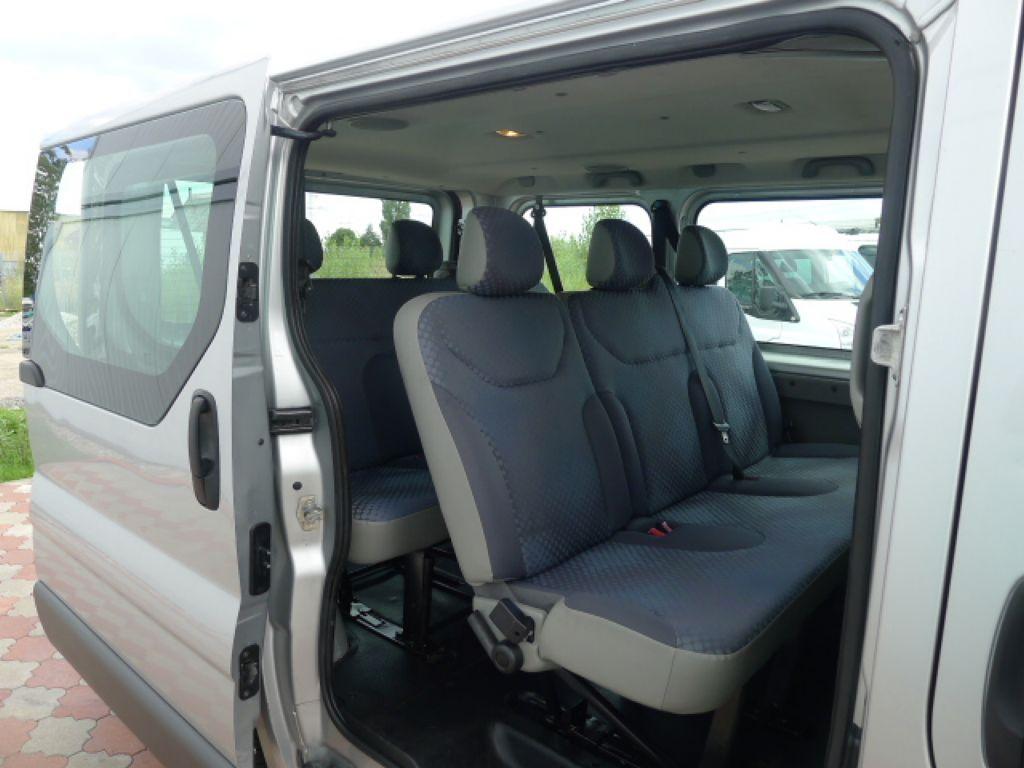Renault Trafic 2,0 DCI 9míst+Klima 115 PS Akce!!! - 9
