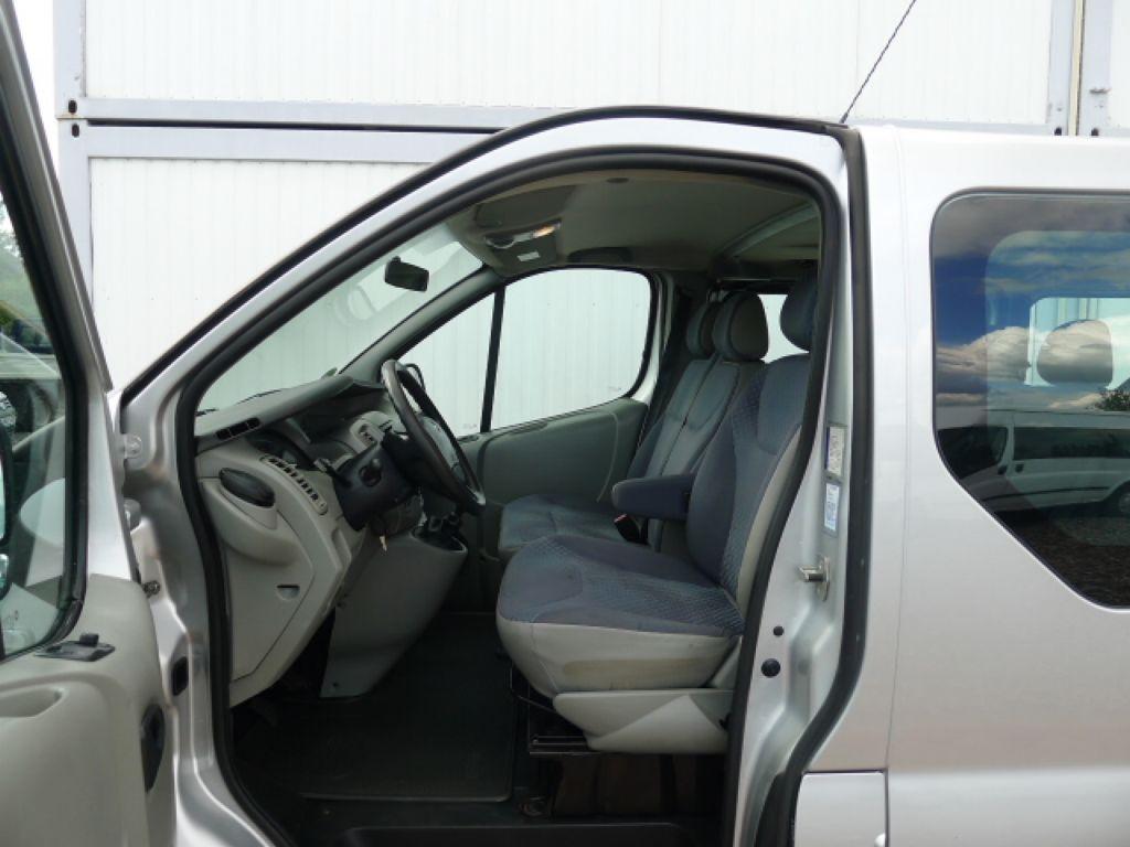 Renault Trafic 2,0 DCI 9míst+Klima 115 PS Akce!!! - 10