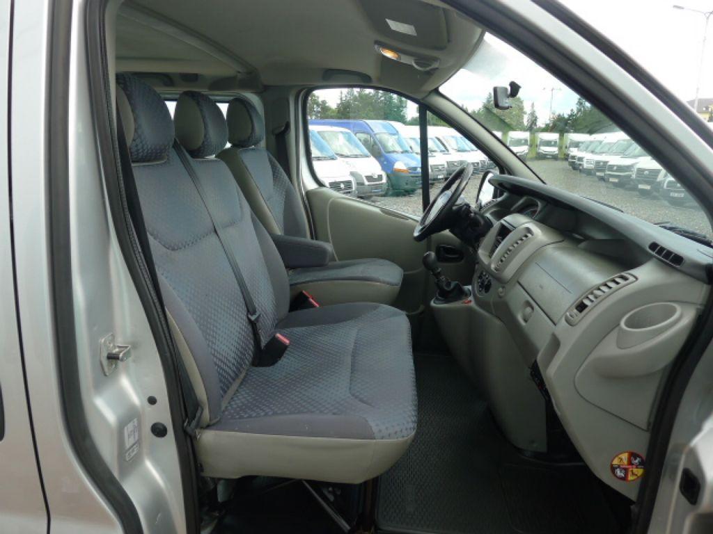 Renault Trafic 2,0 DCI 9míst+Klima 115 PS Akce!!! - 11