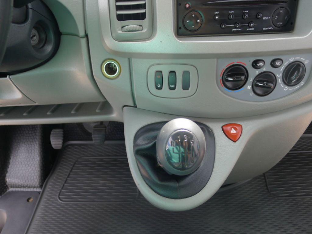 Renault Trafic 2,0 DCI 9míst+Klima 115 PS Akce!!! - 13