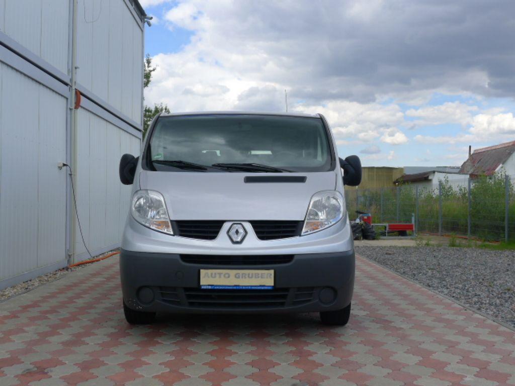 Renault Trafic 2,0 DCI 9míst+Klima 115 PS Akce!!! - 1