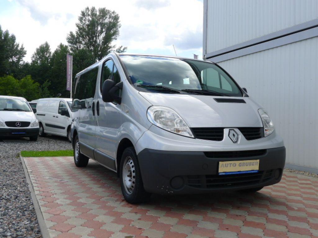 Renault Trafic 2,0 DCI 9míst+Klima 115 PS Akce!!! - 2