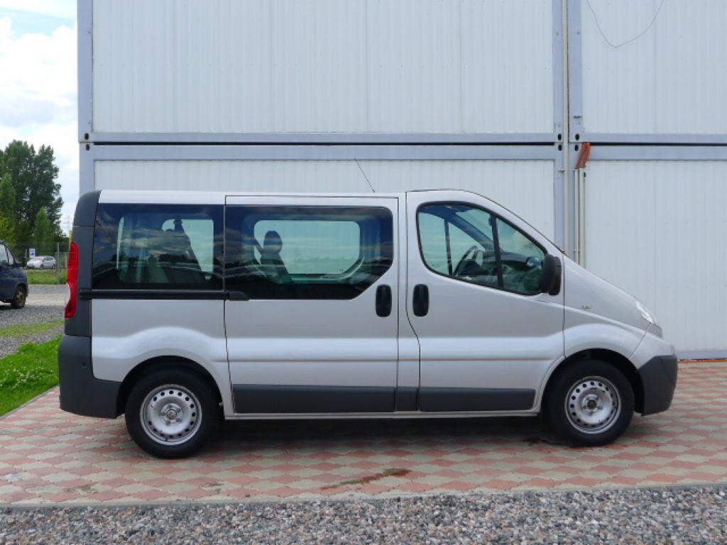 Renault Trafic 2,0 DCI 9míst+Klima 115 PS Akce!!! - 3