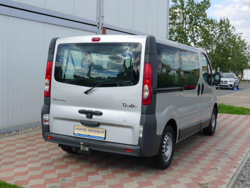 Renault Trafic 2,0 DCI 9míst+Klima 115 PS Akce!!! - 4