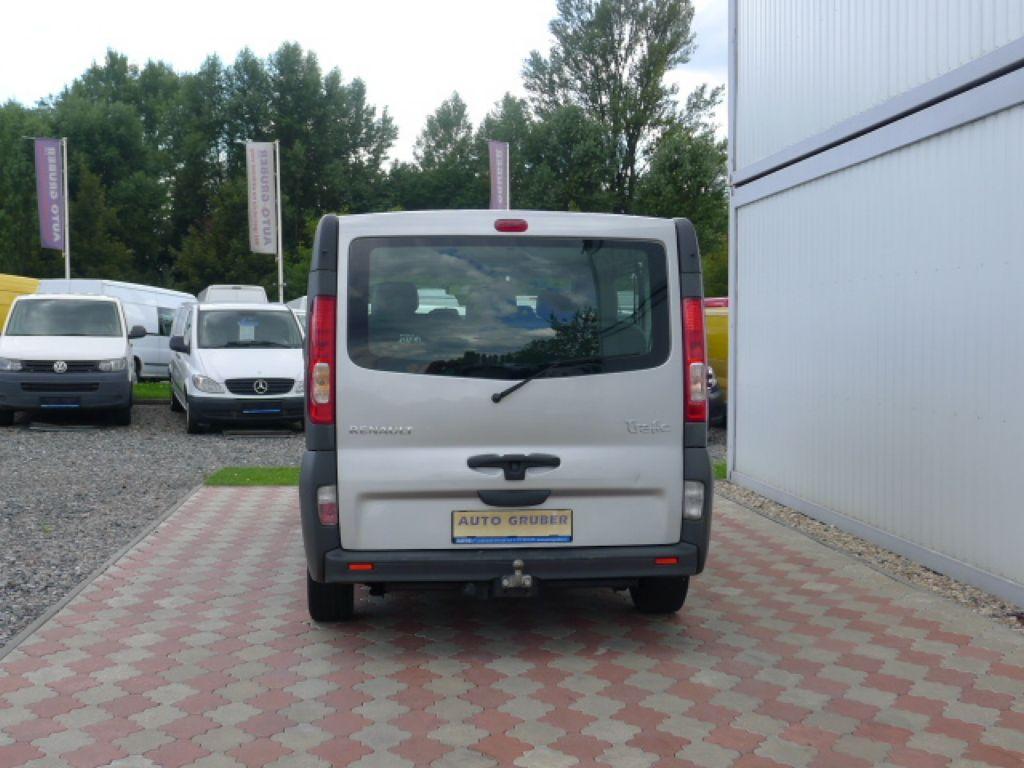 Renault Trafic 2,0 DCI 9míst+Klima 115 PS Akce!!! - 5
