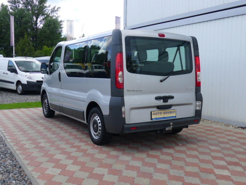 Renault Trafic 2,0 DCI 9míst+Klima 115 PS Akce!!! - 6