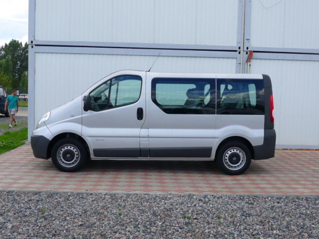 Renault Trafic 2,0 DCI 9míst+Klima 115 PS Akce!!! - 7