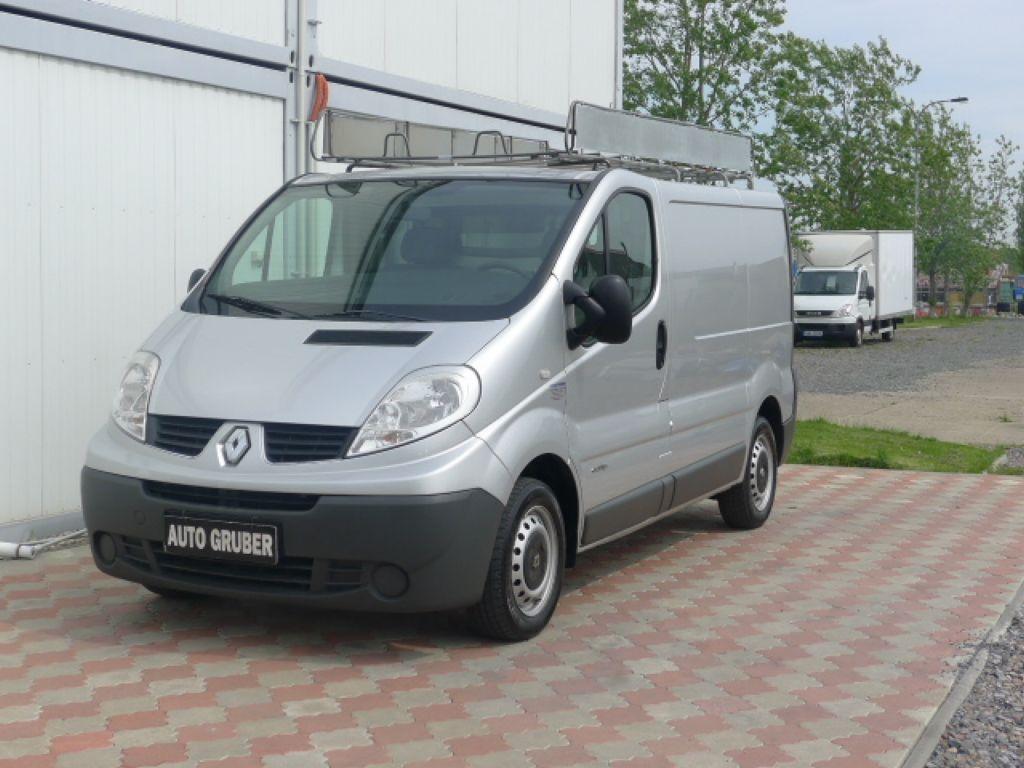 Renault Trafic 2,0 DCI L1H1+Klima 115 PS