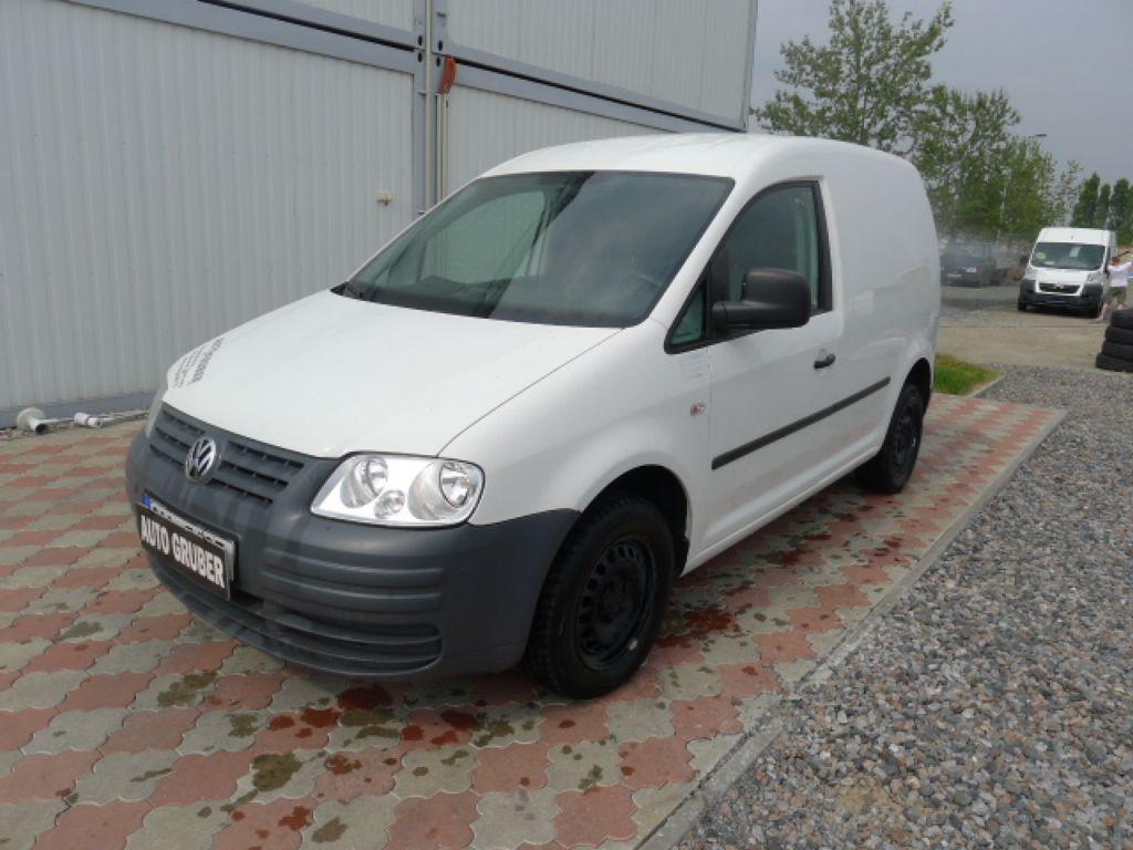 Volkswagen Caddy 2.0i benzín+CNG Nová Nádrž!!!