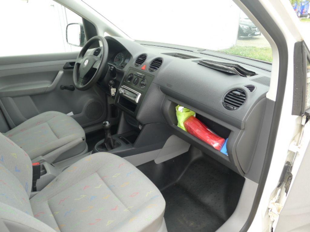 Volkswagen Caddy 2.0i benzín+CNG Nová Nádrž!!! - 9