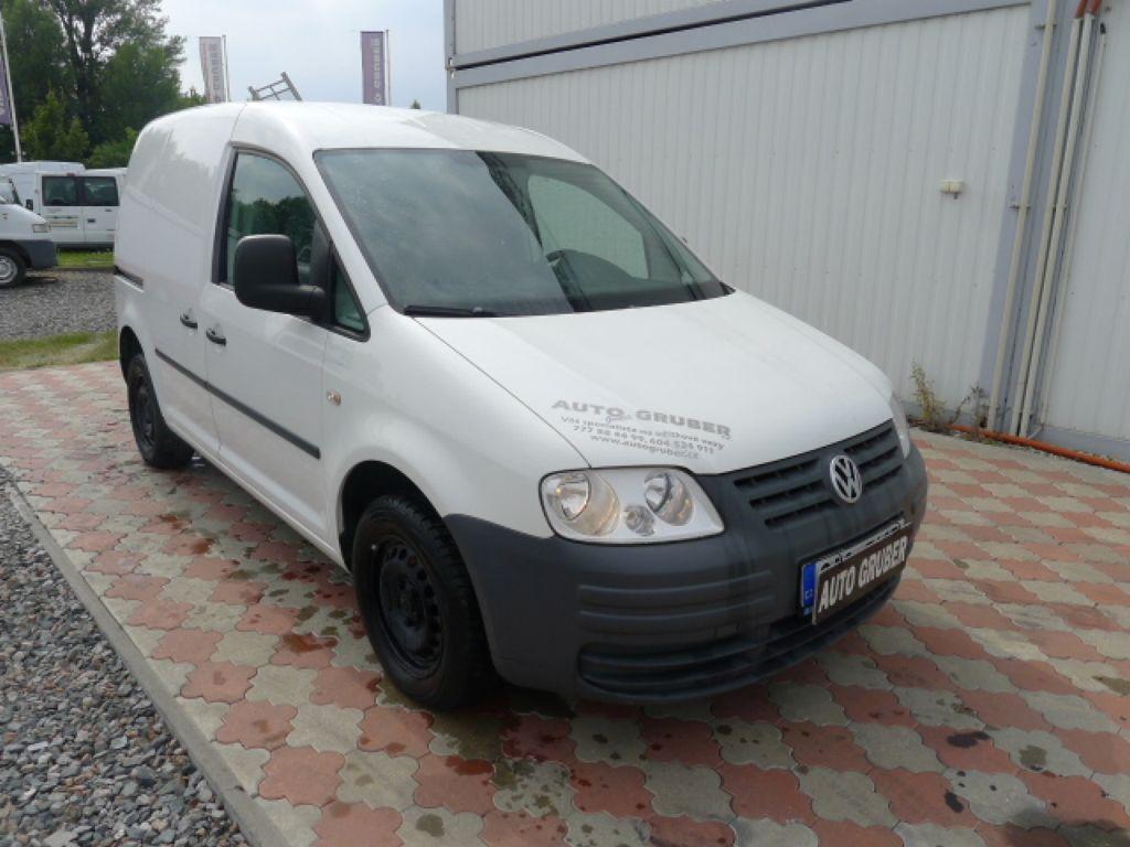 Volkswagen Caddy 2.0i benzín+CNG Nová Nádrž!!! - 1