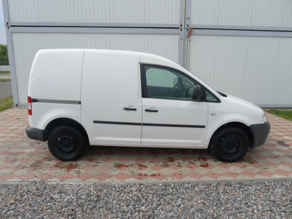Volkswagen Caddy 2.0i benzín+CNG Nová Nádrž!!! - 2
