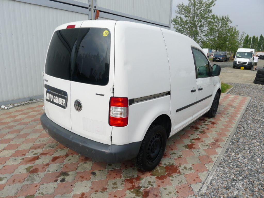 Volkswagen Caddy 2.0i benzín+CNG Nová Nádrž!!! - 3