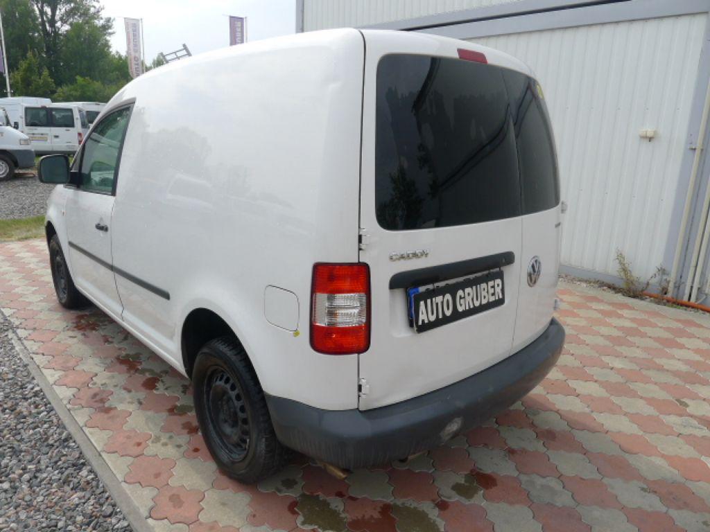 Volkswagen Caddy 2.0i benzín+CNG Nová Nádrž!!! - 4