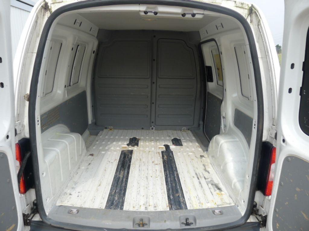 Volkswagen Caddy 2.0i benzín+CNG Nová Nádrž!!! - 6