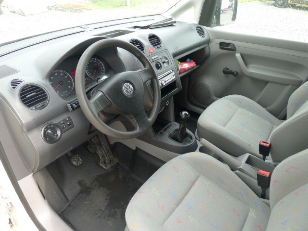 Volkswagen Caddy 2.0i benzín+CNG Nová Nádrž!!! - 8