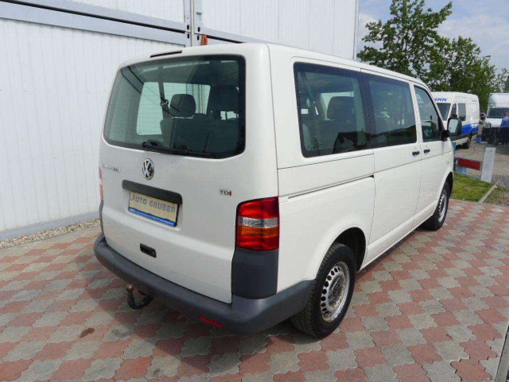 Volkswagen Transporter 1,9 TDI 8míst +klima Akce!!! - 3