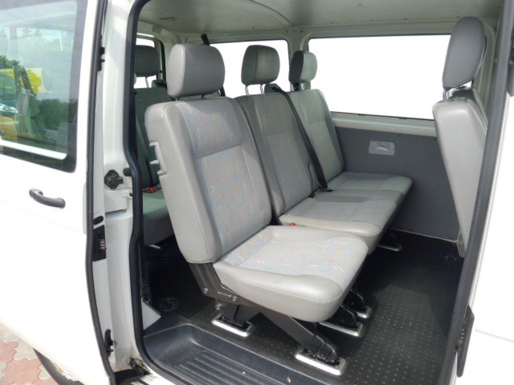 Volkswagen Transporter 1,9 TDI 8míst +klima Akce!!! - 7