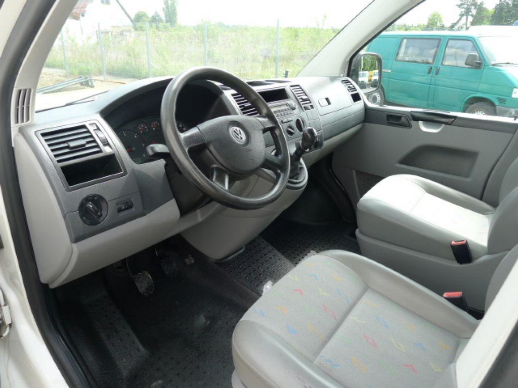 Volkswagen Transporter 1,9 TDI 8míst +klima Akce!!! - 8