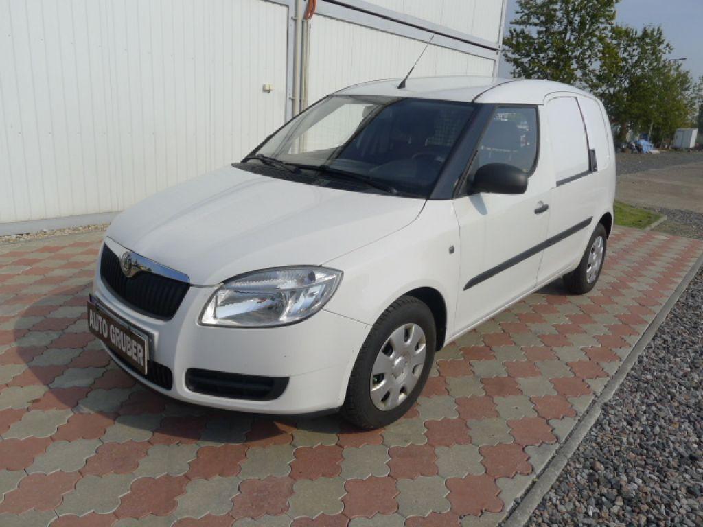 Škoda Praktik 1.4 16V + klima 1maj.ÈR