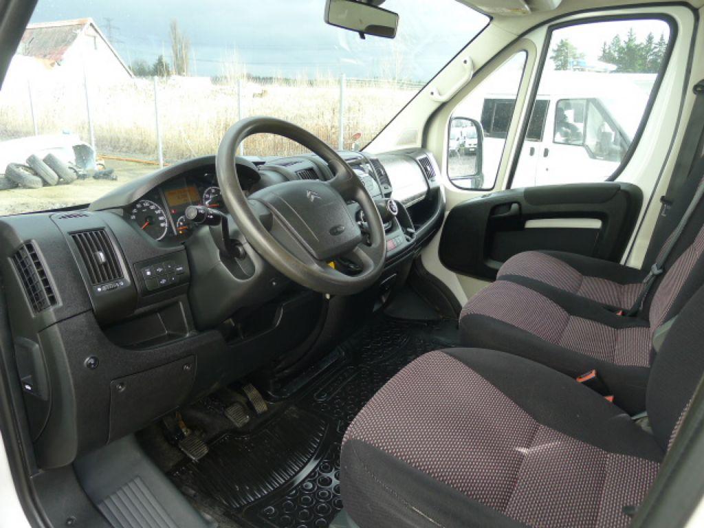 Citroën Jumper 2,2 HDI PANORAMA 9míst+2 x klima Ak - 9