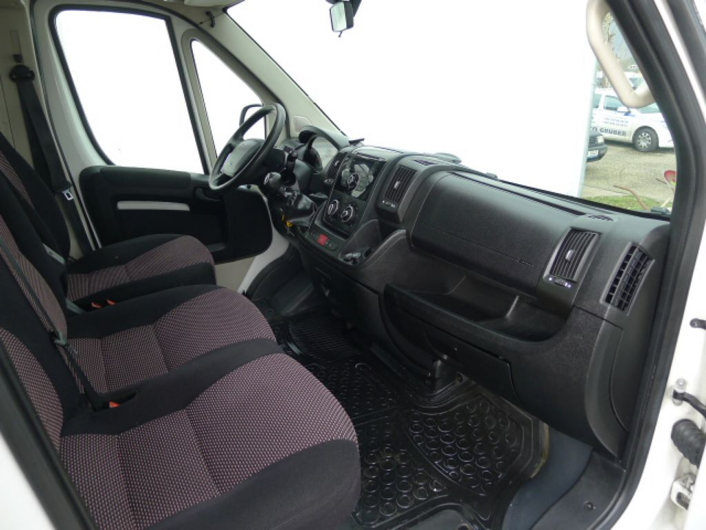 Citroën Jumper 2,2 HDI PANORAMA 9míst+2 x klima Ak - 10