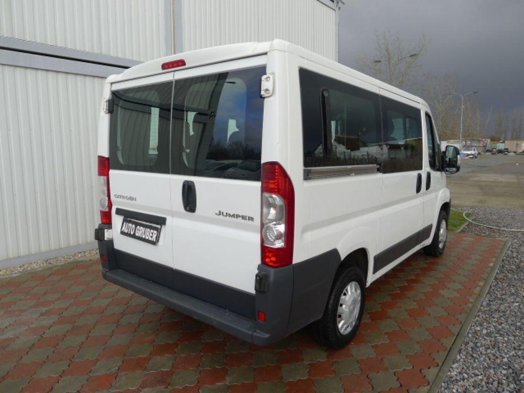 Citroën Jumper 2,2 HDI PANORAMA 9míst+2 x klima Ak - 3
