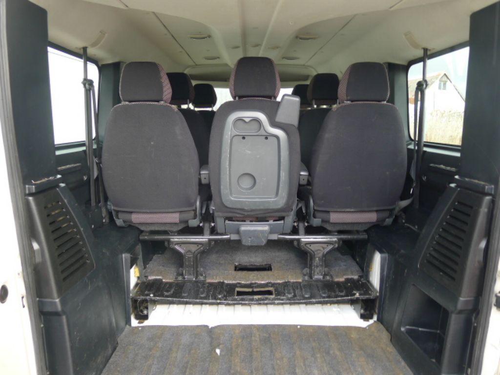 Citroën Jumper 2,2 HDI PANORAMA 9míst+2 x klima Ak - 6
