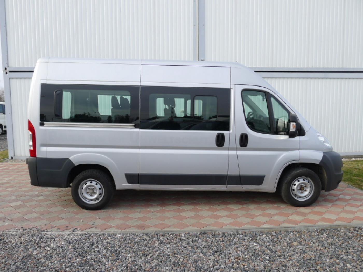 Peugeot Boxer 2,2 HDI PANORAMA 8míst+2 x klima+We - 2