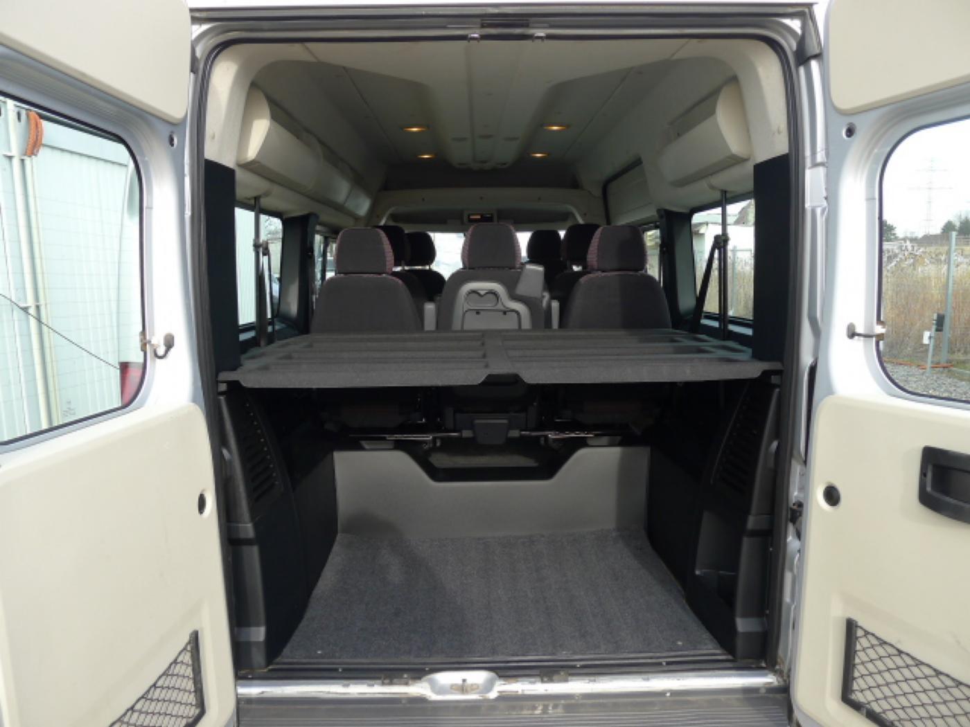 Peugeot Boxer 2,2 HDI PANORAMA 8míst+2 x klima+We - 6