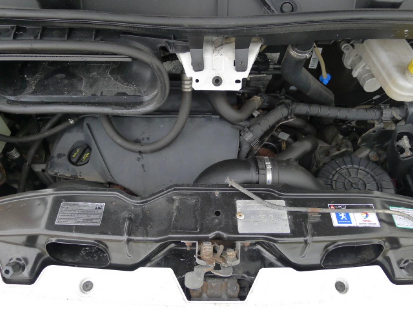 Peugeot Boxer 2,2 HDI valník + klima Akce!!! - 15