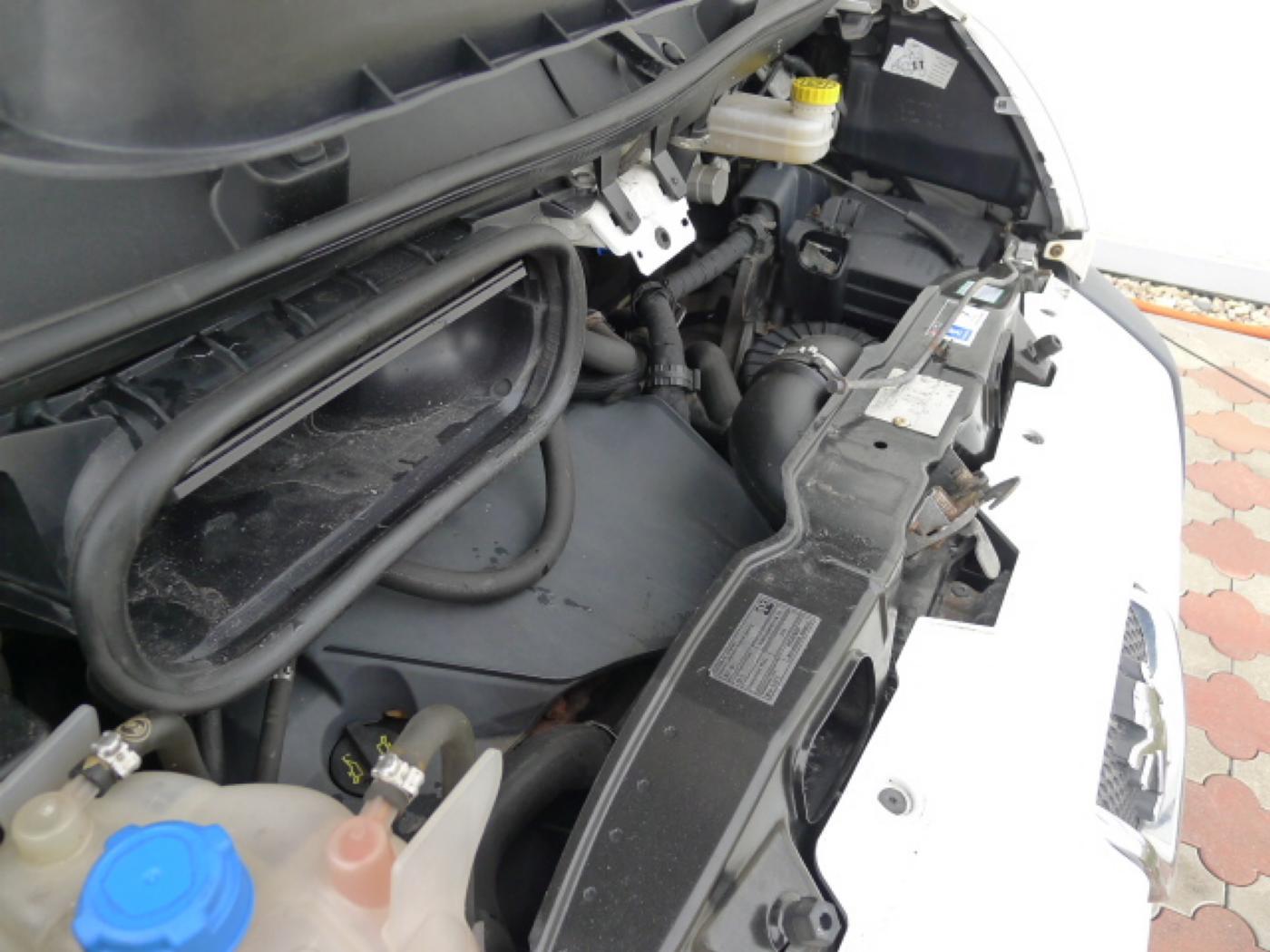 Peugeot Boxer 2,2 HDI valník + klima Akce!!! - 16