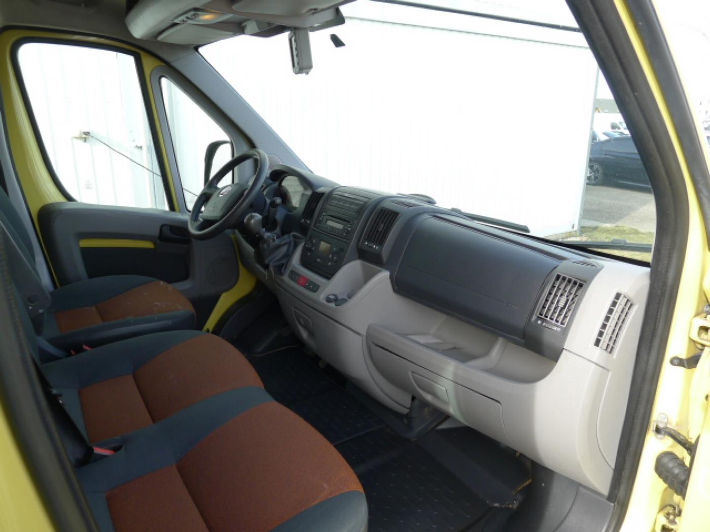 Fiat Ducato 2,3 JTD L2H2 6míst+Klima+Kamera Akc - 9