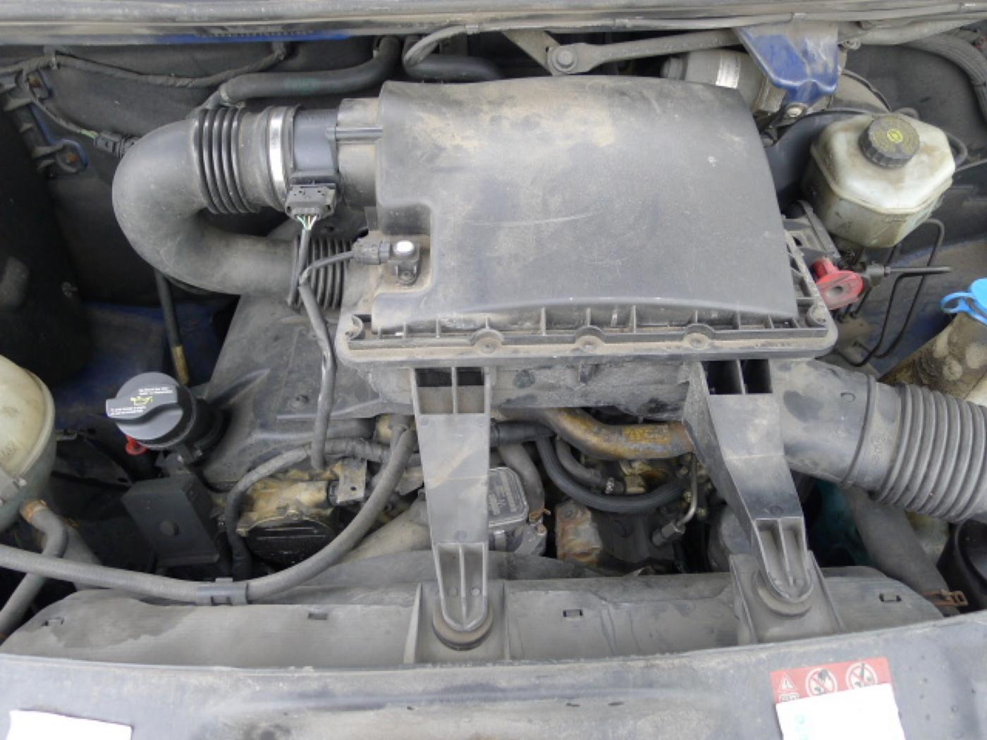 Mercedes-Benz Sprinter 318 CDI Skøíñ 23m3+Mìchy - 16
